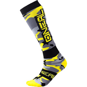 Oneal Pro MX Print Socks - Hunter