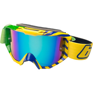 Blur B-1 Goggle Okinawa - Green/Yellow