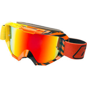 Blur B-1 Goggle Okinawa - Yellow/Orange