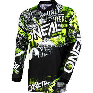 2020 Oneal Element Attack Jersey