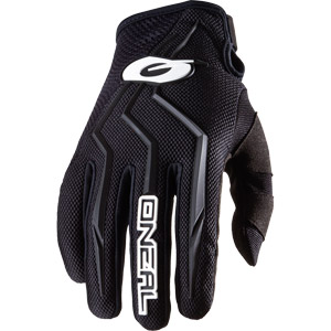 2019 ONeal Element Racewear Youth / Kids Gloves - Black