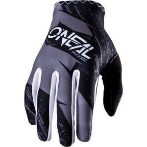 2018 ONeal Matrix Burnout Youth / Kids Gloves - Gray