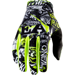 2019 ONeal Matrix Attack Gloves