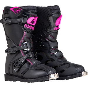 ONeal Rider Boots - Youth / Girls - Pink