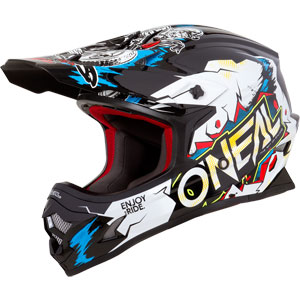 2019 ONeal 3 Series Villain Youth / Kids Helmet