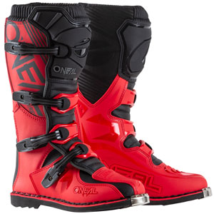 2019 ONeal Element Boots - Red