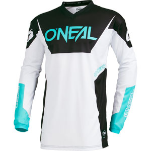 2019 Oneal Element Racewear Jersey - White