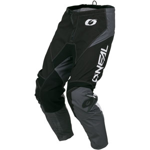 2019 Oneal Element Racewear Pants - Black/Gray