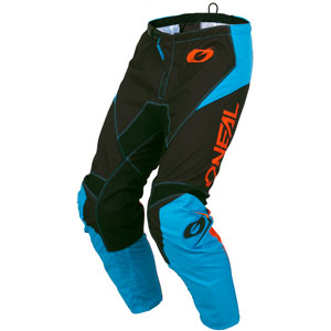 2019 Oneal Element Racewear Pants - Blue/Orange