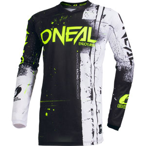 2019 Oneal Element Shred Jersey - Black
