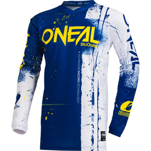 2019 Oneal Element Shred Jersey - Blue
