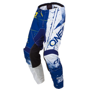 2019 Oneal Element Shred Pants - Blue