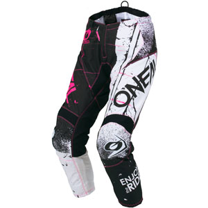 2019 ONeal Element Shred Youth / Girls Pants - Pink