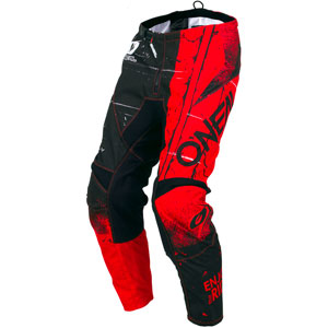 2019 Oneal Element Shred Pants - Red