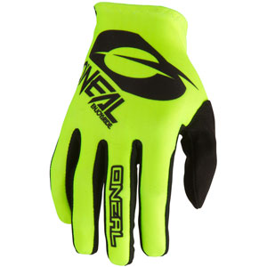 2019 ONeal Matrix Icon Gloves - Neon Yellow