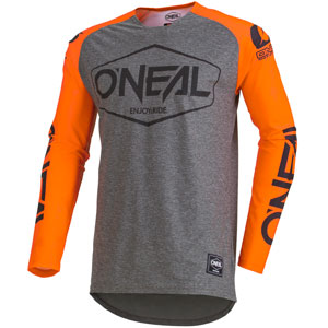 2019 ONeal Mayhem Lite Hexx Jersey - Orange