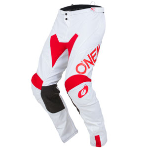 2019 ONeal Mayhem Lite Hexx Pants - White