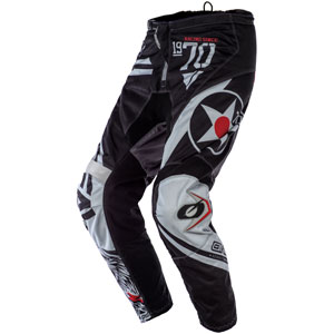 2020 Oneal Element Warhawk Pants - Black/Gray