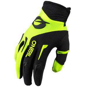 2021 ONeal Element Racewear Youth / Kids Gloves - Neon