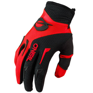 2021 ONeal Element Racewear Gloves - Red