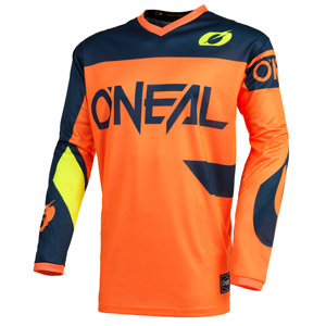 2021 Oneal Element Racewear Youth / Kids Jersey - Orange