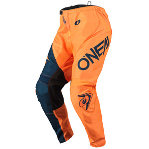 2021 Oneal Element Racewear Pants - Orange