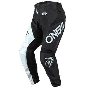 2021 Oneal Element Racewear Pants - Black/White