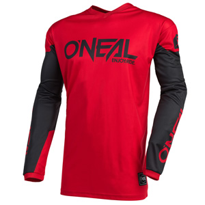 2021 Oneal Element Threat Jersey - Red/Black