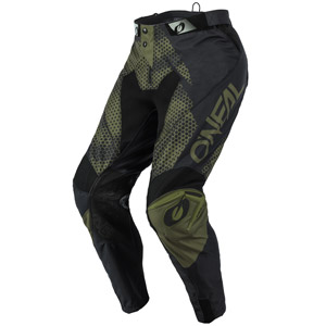 2021 ONeal Mayhem Lite Covert Pants - Green/Black