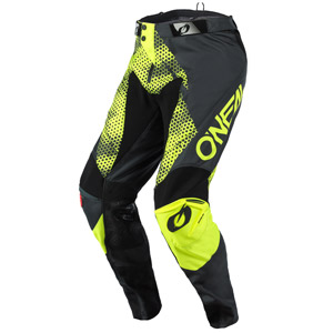 2021 ONeal Mayhem Lite Covert Pants - Neon/Charcoal
