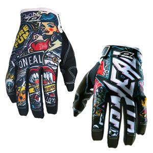 Oneal Mayhem 2018 Palms Motocross Gloves XXL Multi 0385-742