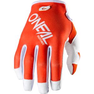 0385-450 Oneal Mayhem 2018 Zwei-Face Motocross Handschuhe L orange wei/ß