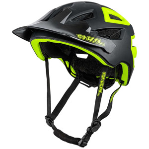 ONeal Pike Enduro Helmet - Black/Yellow
